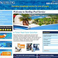 Sterling Pool Service