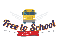 Free to School Logo
