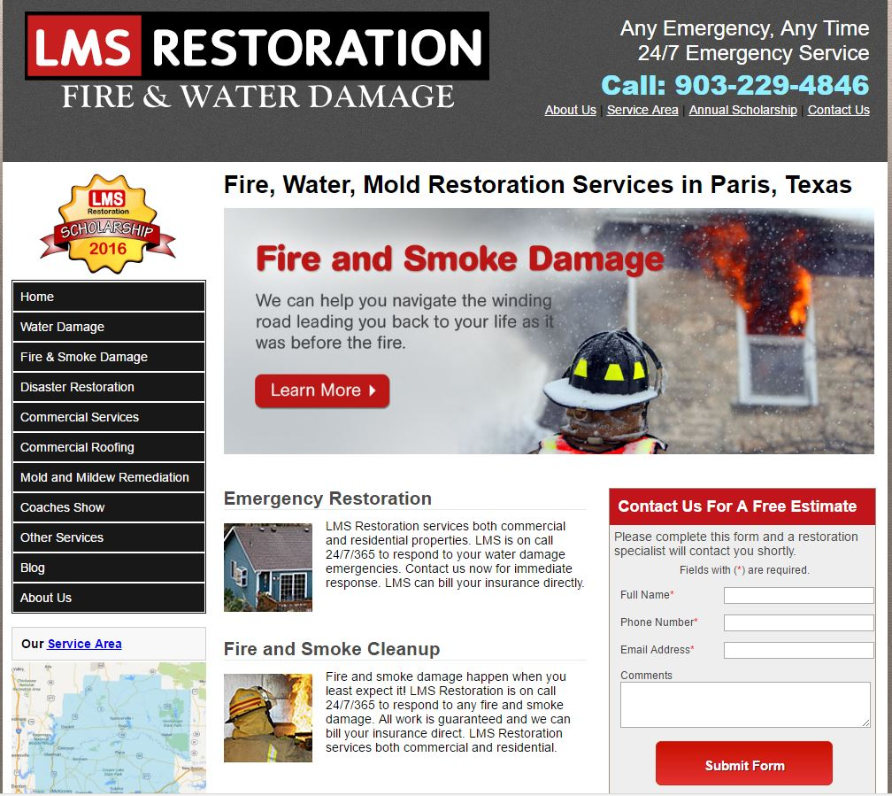 LMS Restoration Home Page