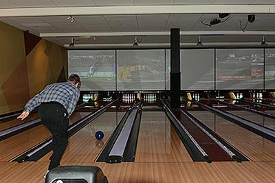 Central Station Marketing Team Bowling