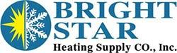 Bright Star Heating Supply Co Logo
