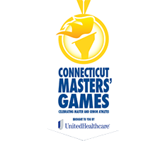 Connecticut Masters' Games logo