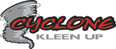 Cyclone Kleen Up Logo