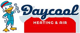 Daycool Heating & Air Logo