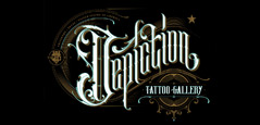 Depiction Tattoo Gallery Logo