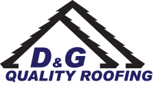 D&G Quality Roofing Logo