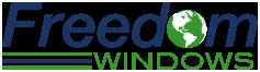 The Freedom Window Logo