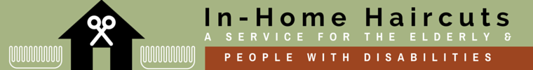 In-Home Haircuts logo