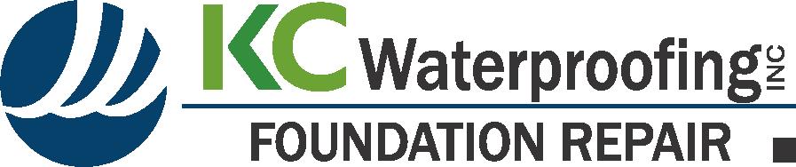 K.C. Waterproofing, Inc. Logo