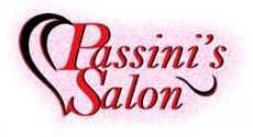 Passini Hair Salon Logo