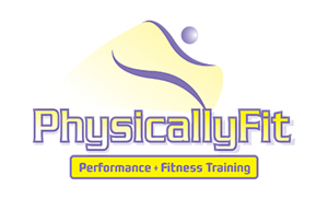PhysicallyFit logo