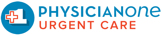 PhysicianOne Urgent Care Walk In logo