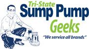 Tri-State Sump Pump Geeks Logo