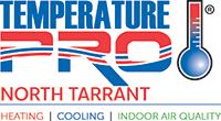 Temperature Pro North Tarrant Logo
