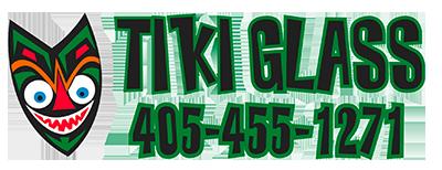 Tiki Glass Logo