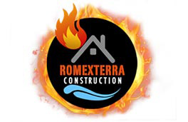 Romexterra Construction Inc. Logo
